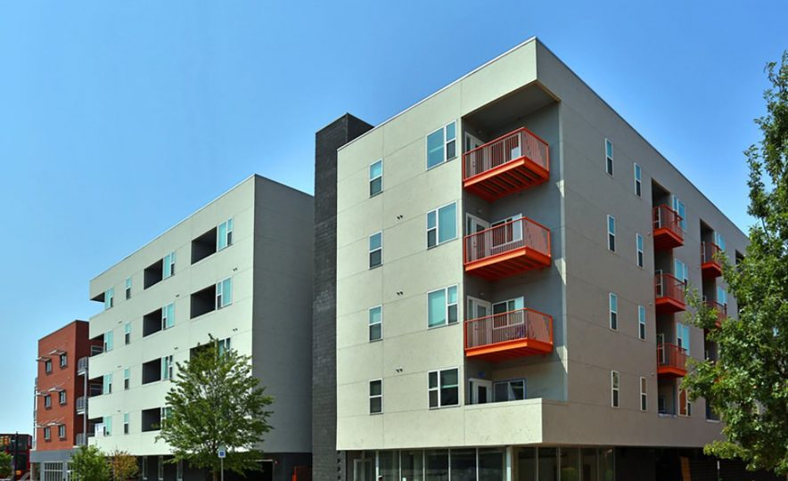 Mosaic one and two bedrooms apartments at Oklahoma City, OK